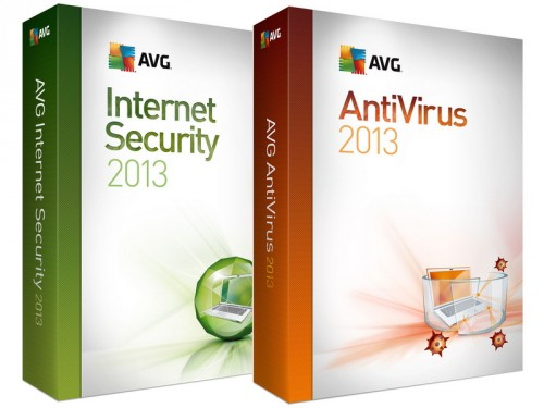 AVG AntiVirus Pro 2013 y AVG Internet Security 2013 32 y 64 bit Con Licencia Asta 2018 Full Version